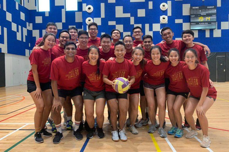 ICG captains ball